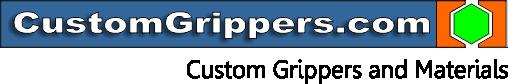 CustomGrippers.com Logo